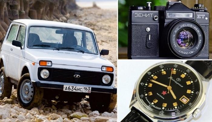 Советские бренды, о которых знает весь мир