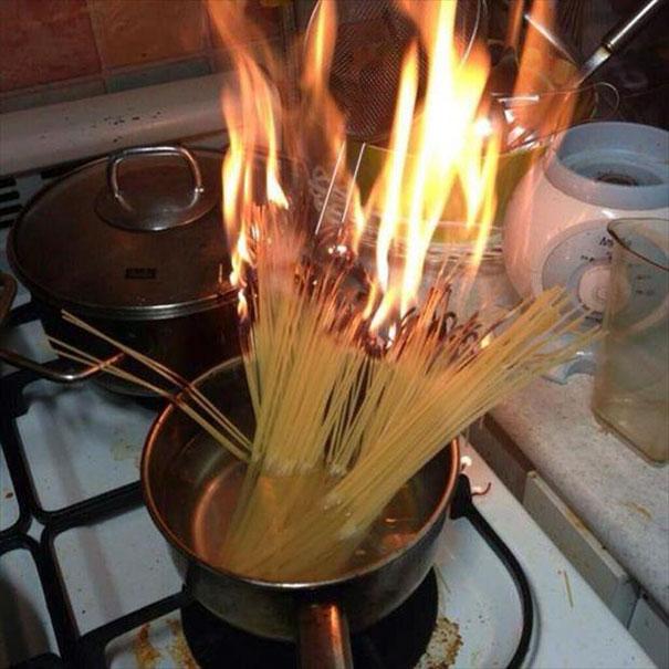 Кухонные неудачи, которые заставят вас поверить в свои силы