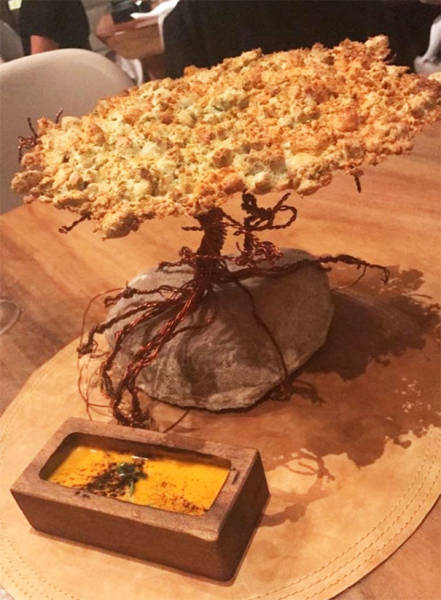 Нестандартная и странная подача блюд в ресторанах