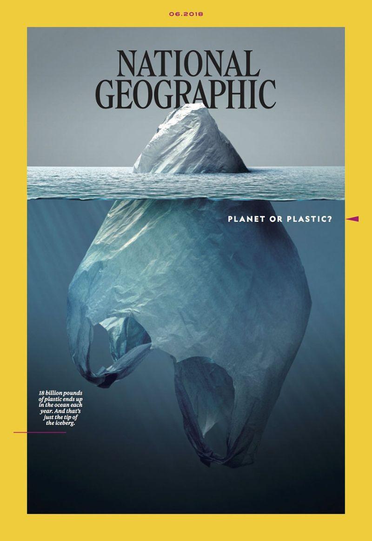 Планета или пластик от National Geographic