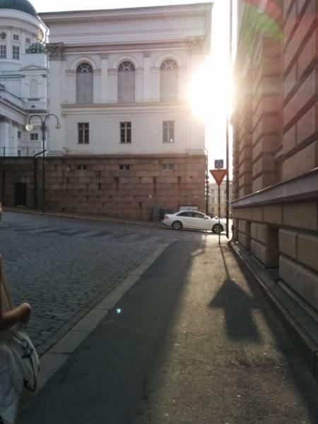 Когда тень выглядит как искусство