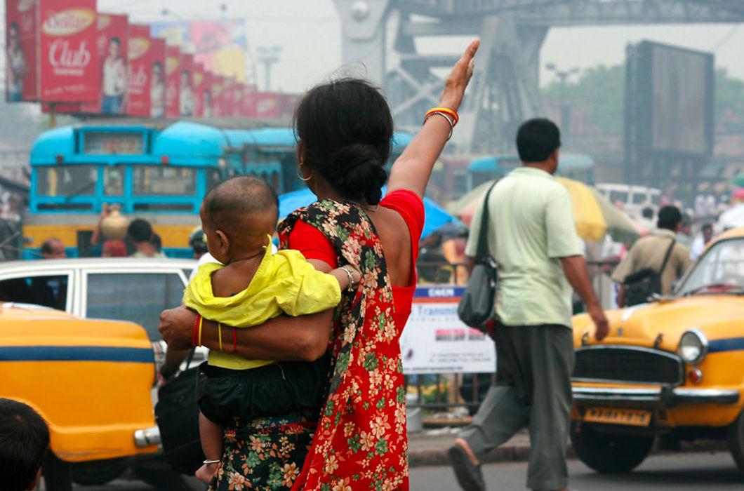 Мамы и их дети из разных стран от Паскаля Маннаертса