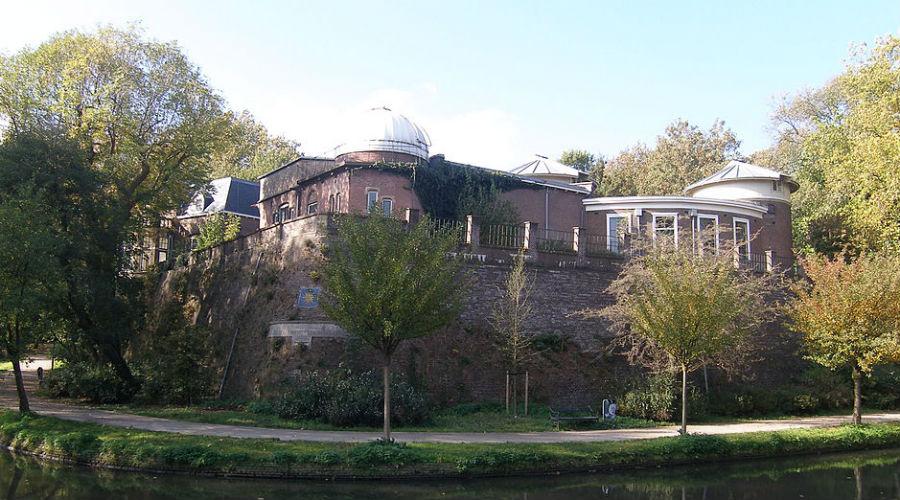 Обсерватории с открытым входом