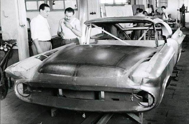 Печальная судьба великолепного концепт-кара Chrysler Norseman