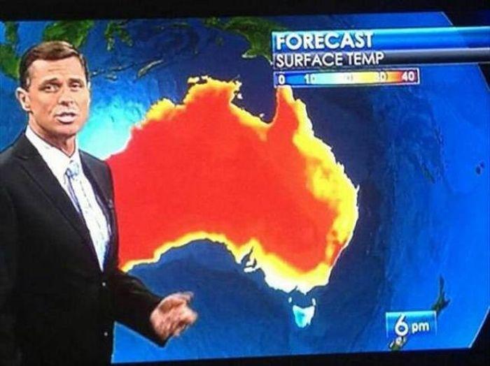 Обычные будни в Австралии