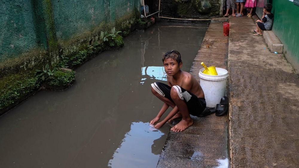 Индонезийская река стала самым грязным водоемом планеты
