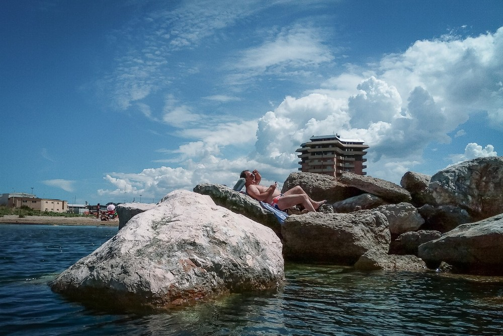 Летний отдых на фотографиях Алессандро Рокки