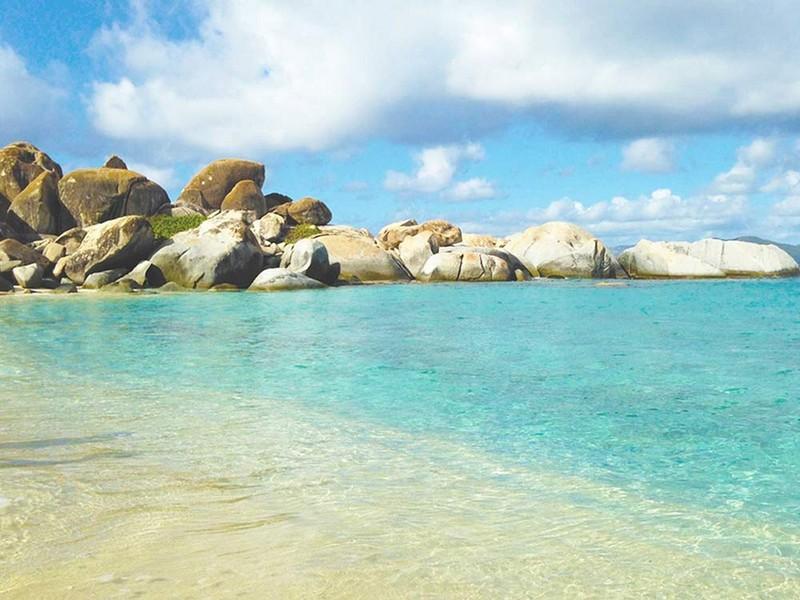Шикарные пляжи с кристально чистой водой