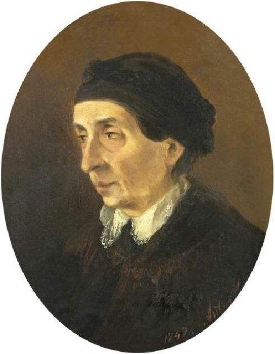 Портреты матерей знаменитых художников