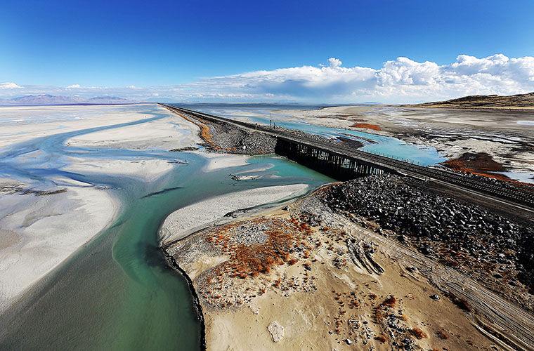 Какие водоемы в будущем могут превратиться в пустыню