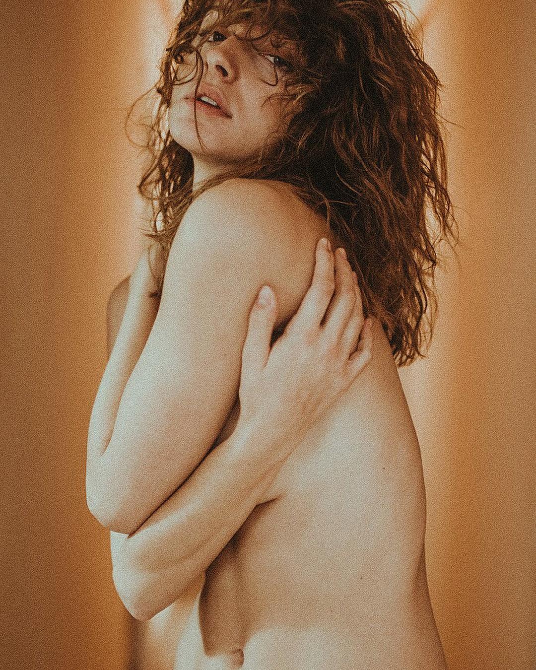 Красивые портреты девушек от Хорхе Редондо