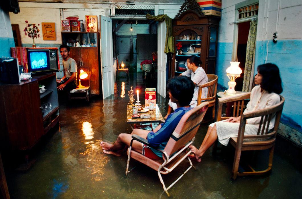 Жизнь и сезон дождей в Юго-Восточной Азии и Австралии