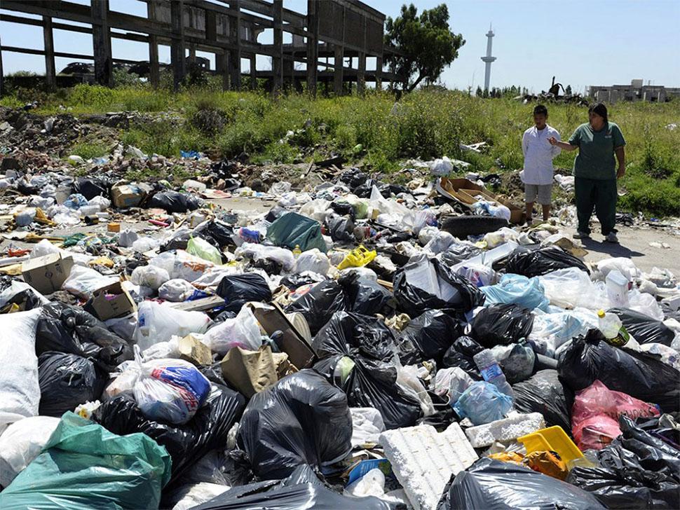 Самые экологически загрязненные места мира