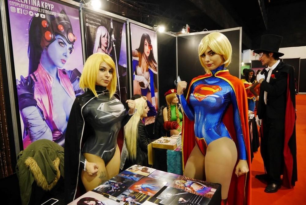 Argentina Comic Con 2018