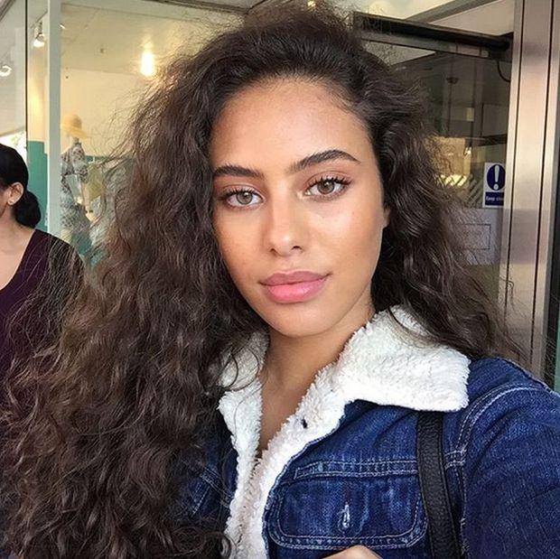Девушки удивительной красоты от родителей разных народов