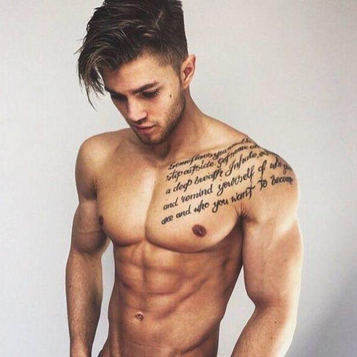 Подборка привлекательных мужчин для девушек