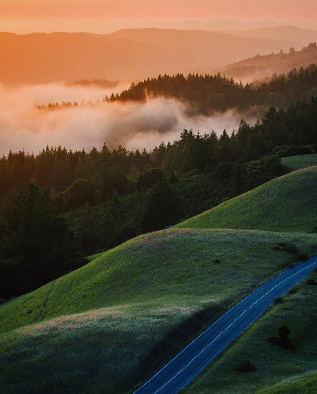 Потрясающие пейзажи от Сэма Хорина