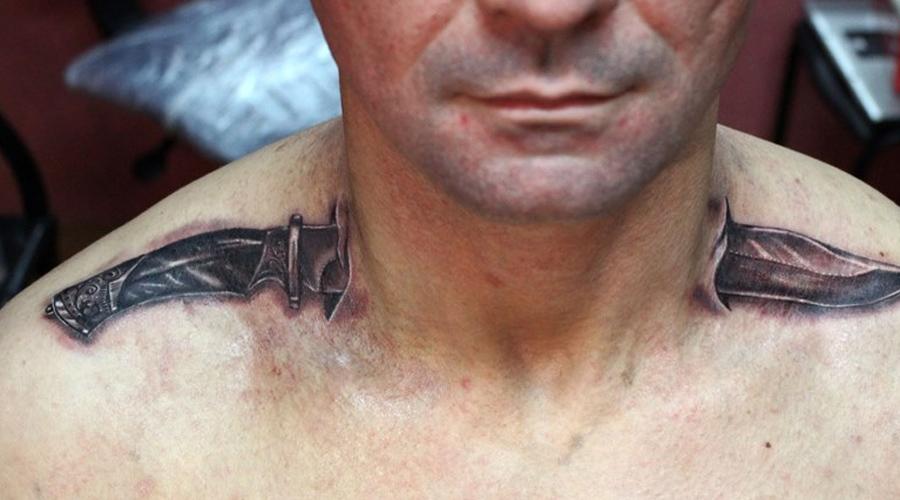 Опасные татуировки, которые могут привести к неприятностям
