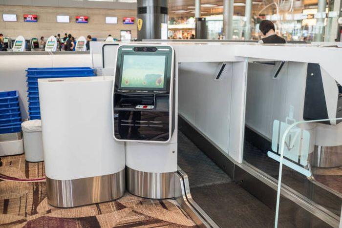 Аэропорт Чанги поразит вас своей инфраструктурой