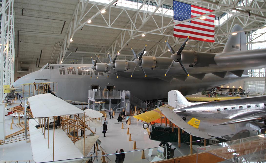 Удивительные самолеты, которые существовали в реальности