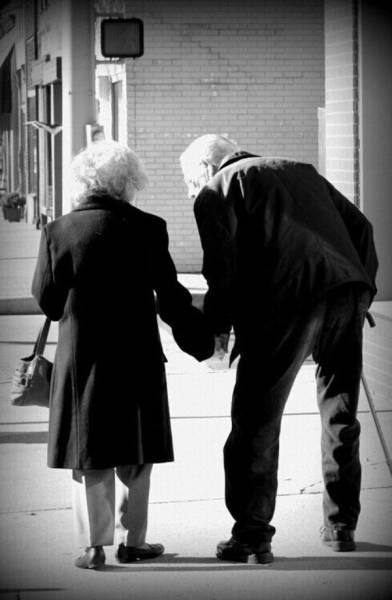Любовь, сохраненная десятилетиями