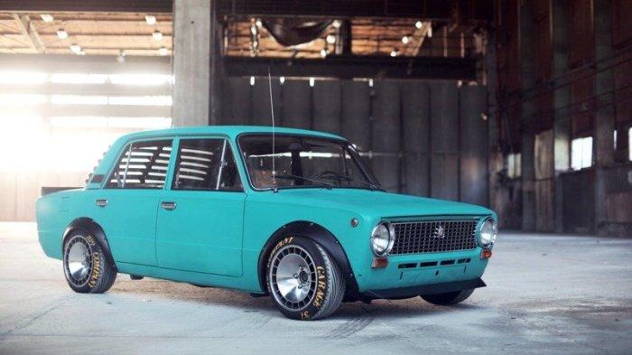 Удивительные превращения советских авто