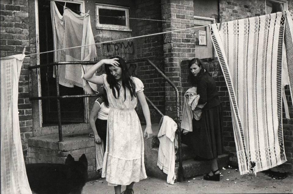 Атмосферные снимки о жизни в Великобритании 70-х—80-х годов