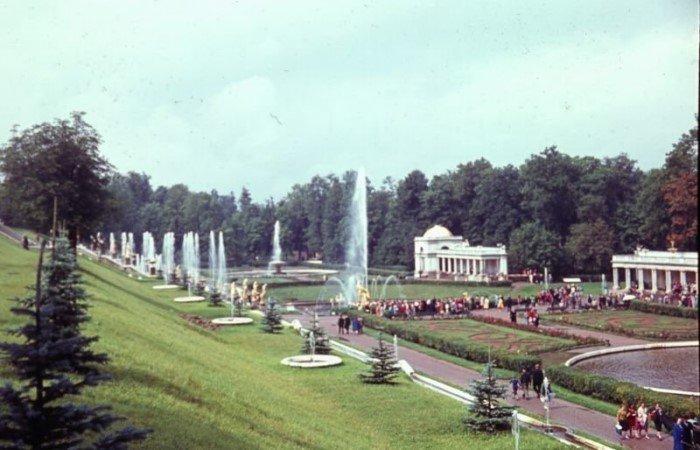 Советский Ленинград 1963 года глазами английского туриста