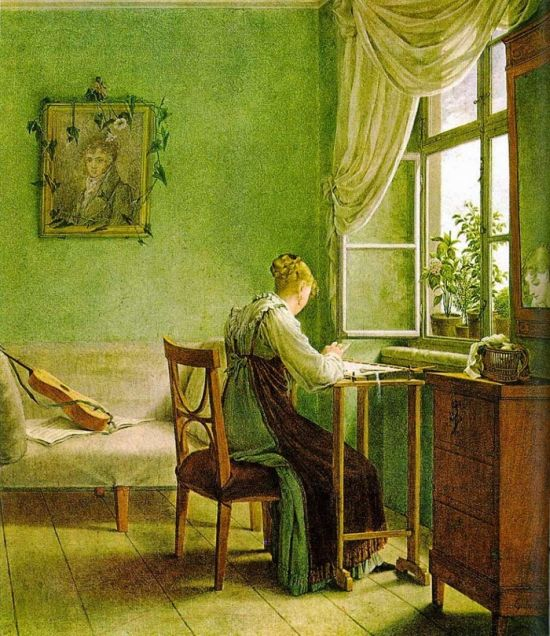 Как любовь к зеленому цвету могла привести к смерти