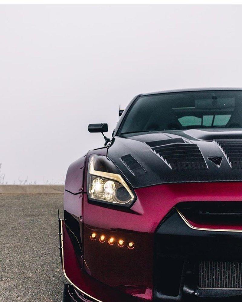 Крутые обвесы, которые делают красивые машины ещё лучше