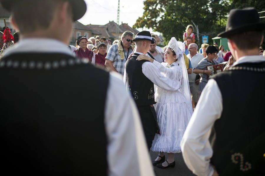 Культурный и гастрономический фестиваль в Венгрии