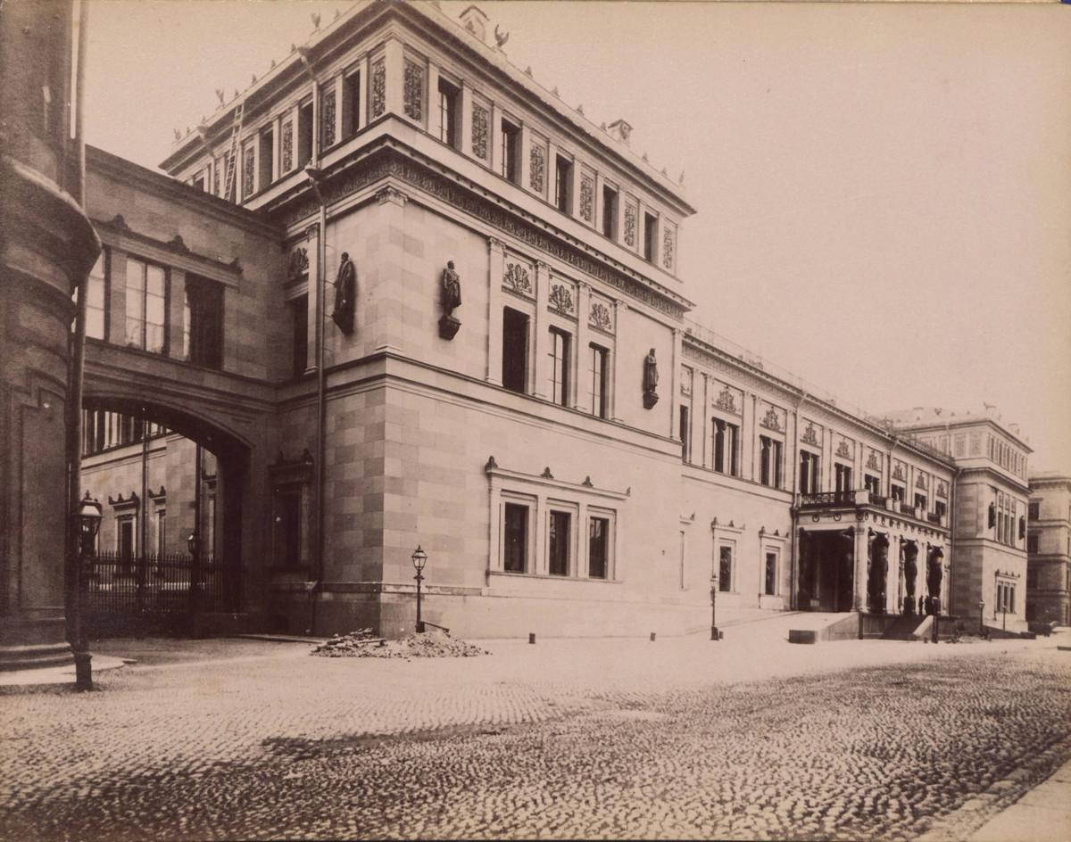 Санкт-Петербург на фото 1880-х годов