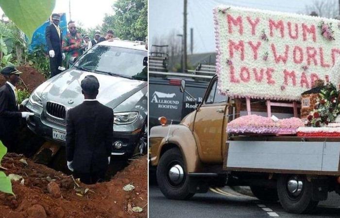 5 самых роскошных похоронных процессий