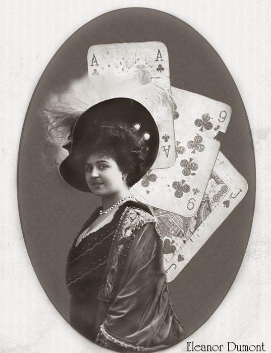 Как мадам Усы обыгрывала всех в покер
