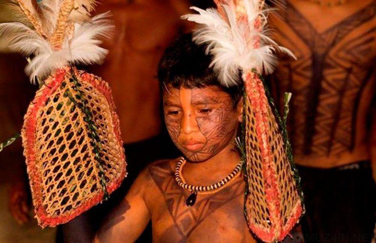 10 опасных обрядов посвящения во взрослую жизнь у разных народов