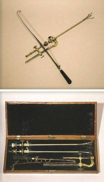 История изобретения литотриптора