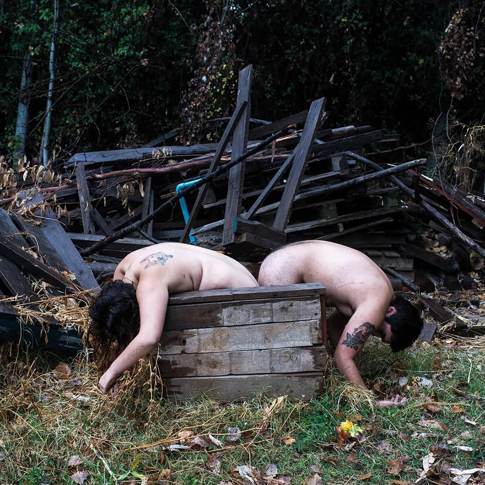 Смелое Ню от чилийского фотографа Игнасио Наварро