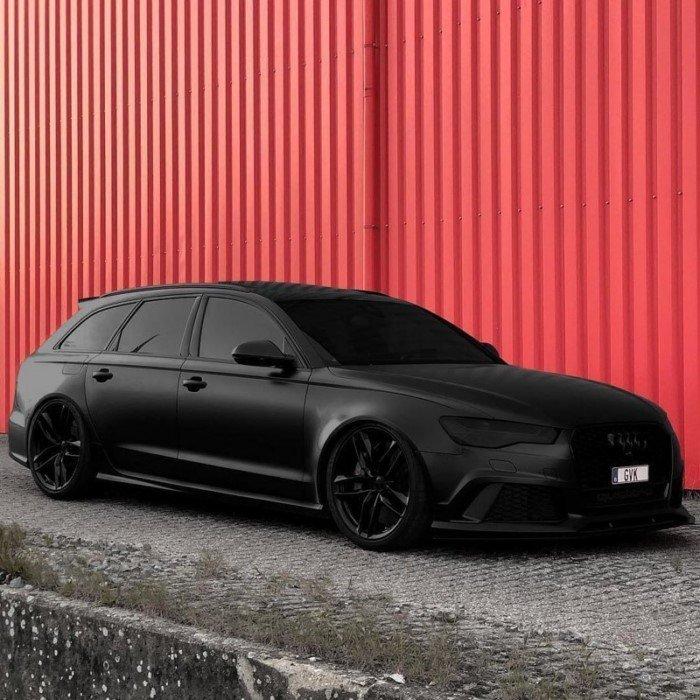 25 фотографий для любителей Audi