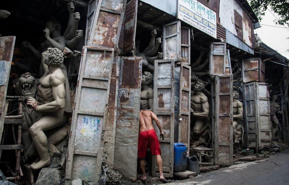 Победители конкурса уличной фотографии LensCulture 2018