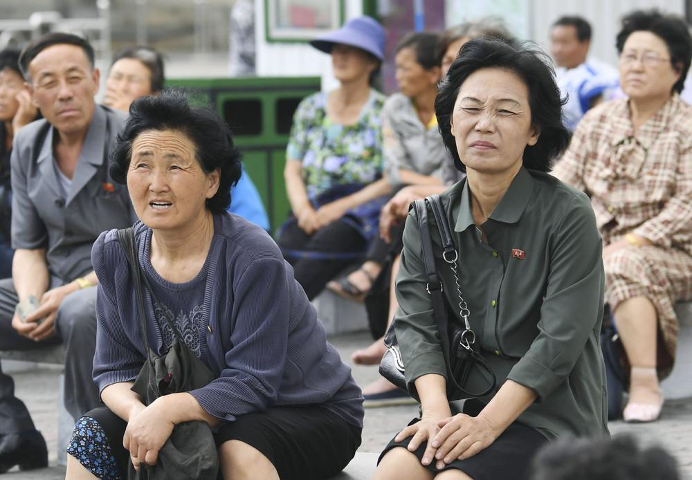 Повседневная жизнь в Северной Корее
