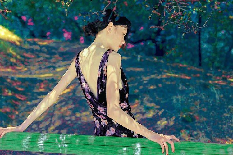 Красочные фотографии от Сюэбин Ду