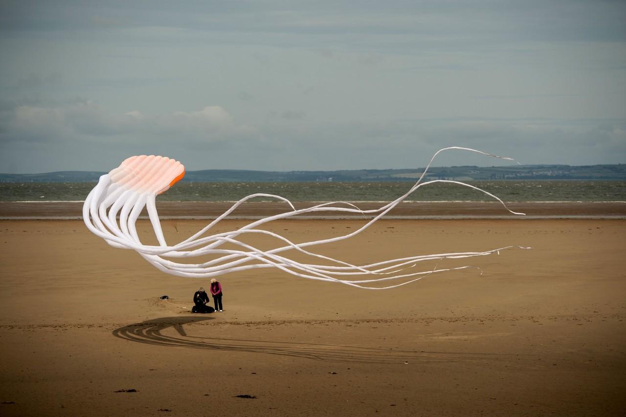 Фестиваль воздушных змеев в Великобритании