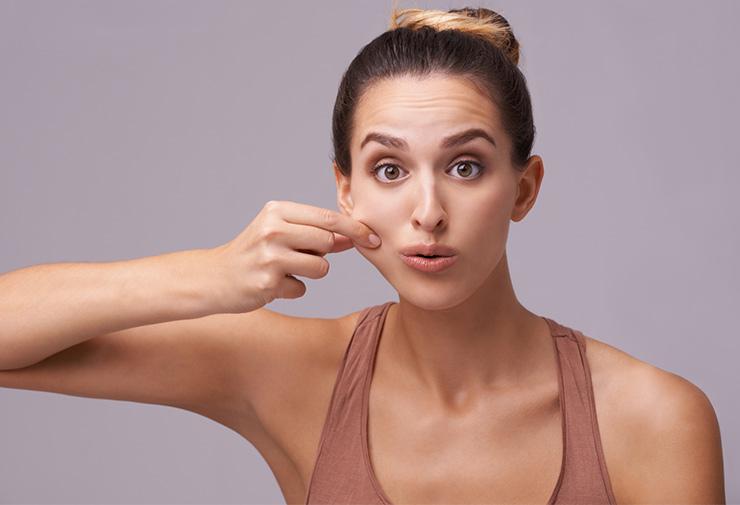 Любопытные факты о нашем лице