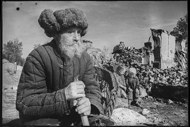 Малоизвестные фронтовые фото от Олега Кнорринга