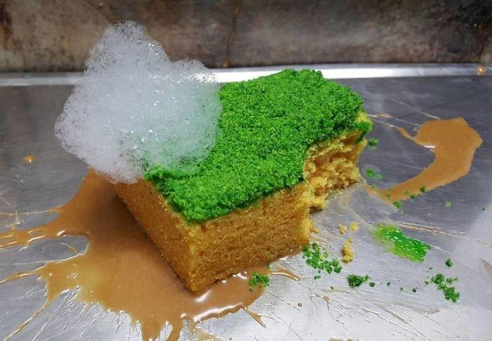 Необычные сладкие десерты от повара Бена Черчилля