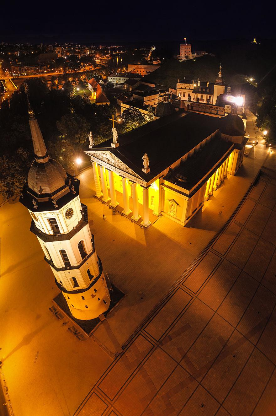 Красоты Литвы с высоты
