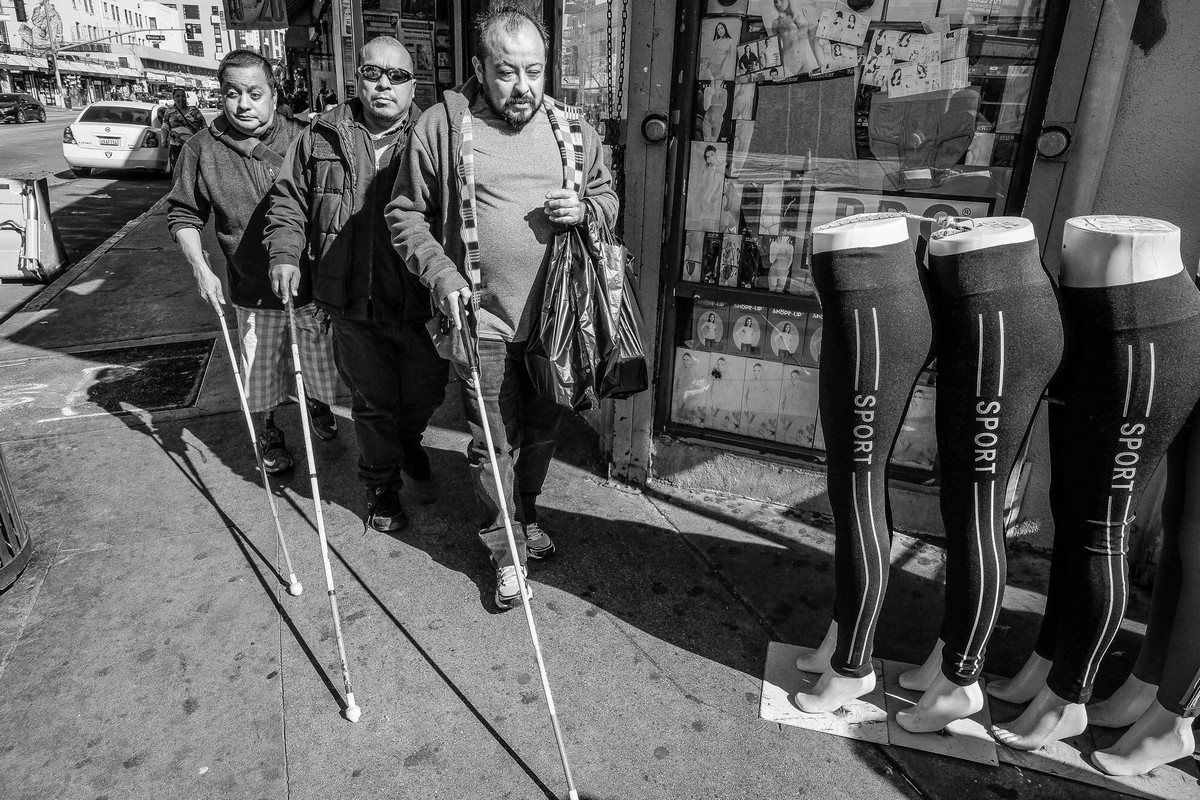 Брутальная реальность жизни бездомных на улицах США