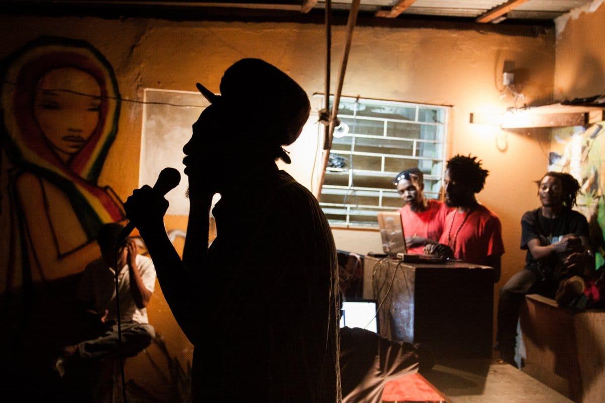 Чешский фотограф показал, как живут ямайские растаманы
