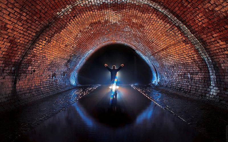 История подземной реки Москвы