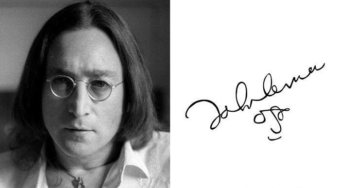 Нестандартные автографы знаменитостей
